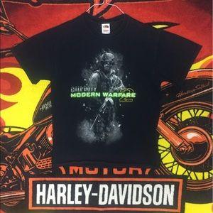 Vintage COD RARE CallOfDuty Modern Warfare 2 Shirt